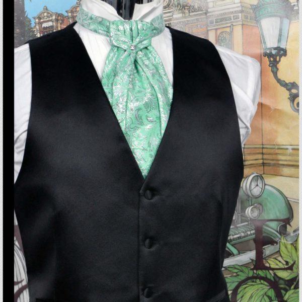 Black Tuxedo Vest Miami