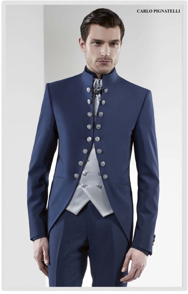 Italian Fitted Suits.