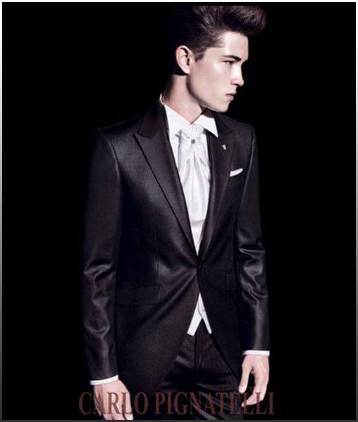 Italian men's Wedding Suits