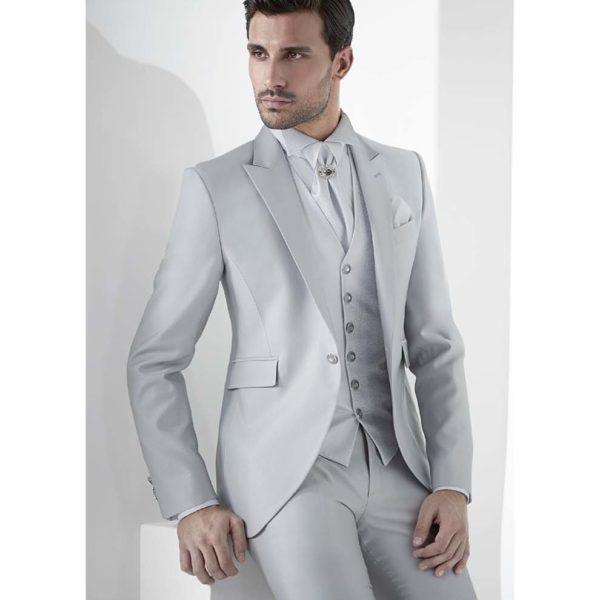 Silver Tuxedos