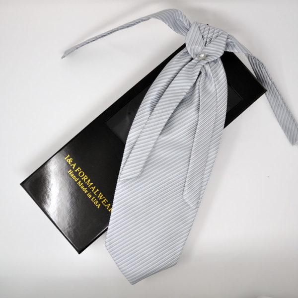 Silver Tuxedo Accessories
