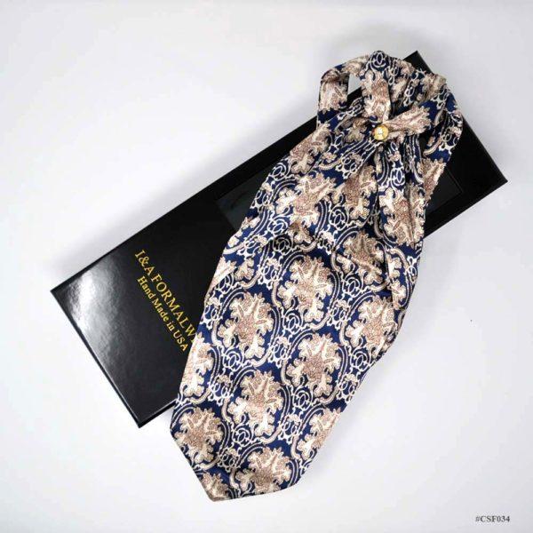 Victorian Men's Neckties