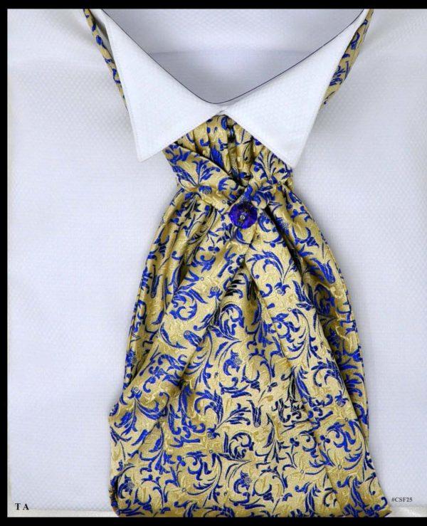 Renaissance Style Ascot Ties