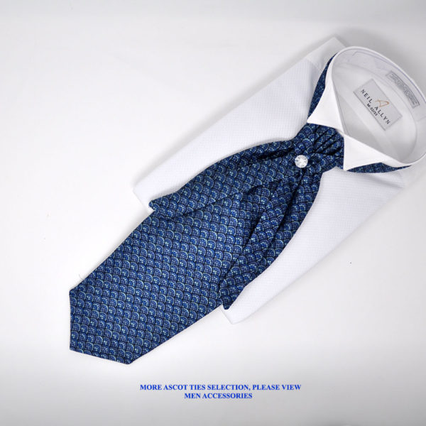 Italian Men's Blue Suits