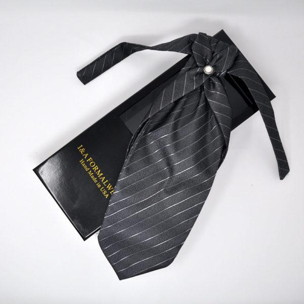 Men Ascot Fashion Ties