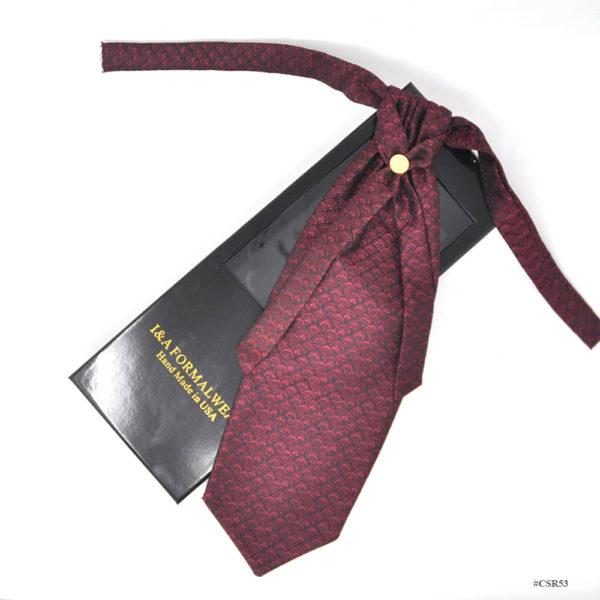 Handmade Silk Ascot Ties
