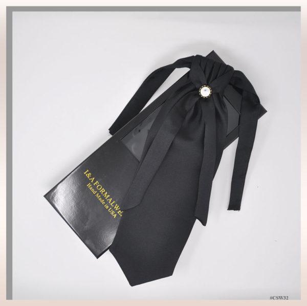 Black Tuxedo Ties