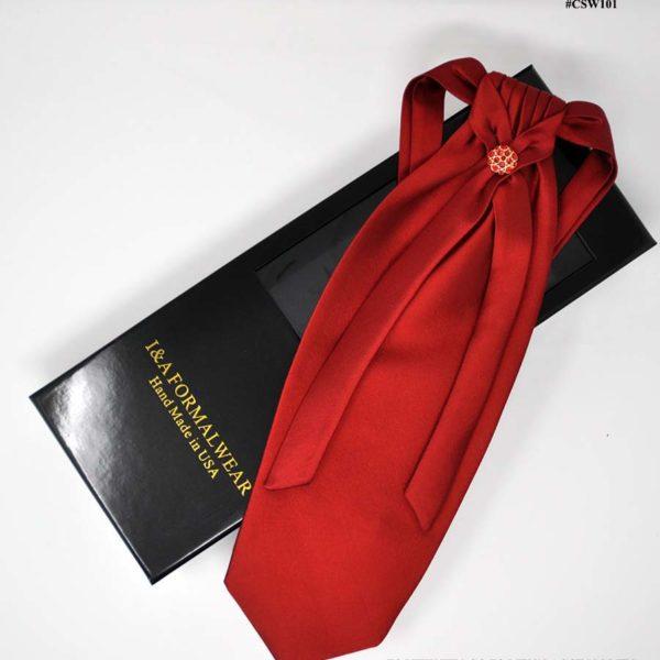 Wedding Red Neckties