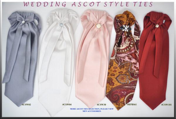 Ascot Ties Men