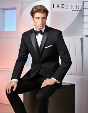 Black Tie Wedding Outfit
