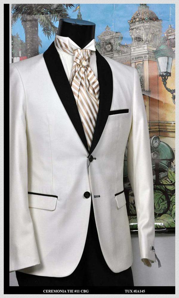 Beach Wedding Men Suits Miami