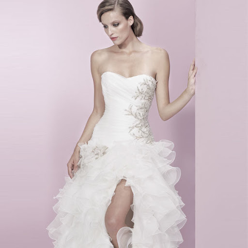 Italian Couture Wedding Gowns