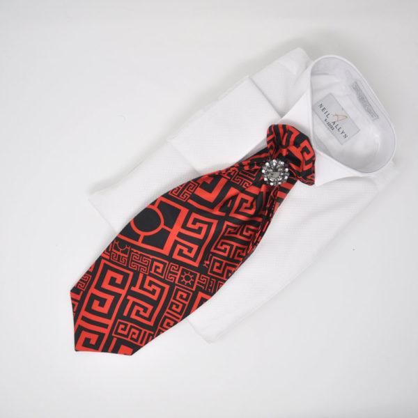 Victorian Men's Cravat Ties