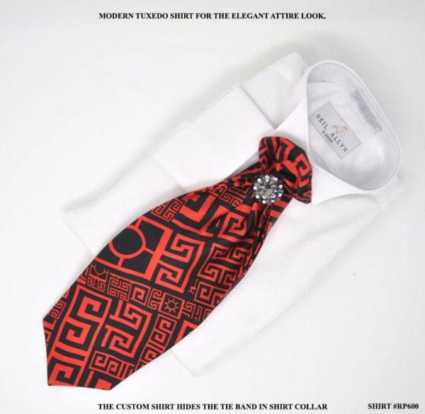 Groom's Tuxedo Shirts