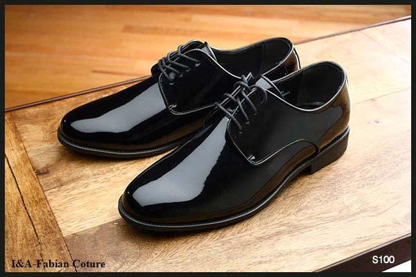 Groom Tuxedo Shoes