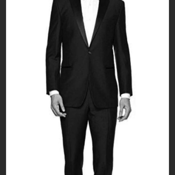 Slim Fitted Prom Tuxedos