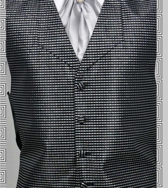 Wedding Tuxedo Vest Style