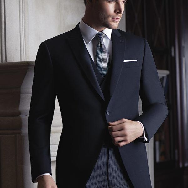Black Classic Tuxedo Rentals