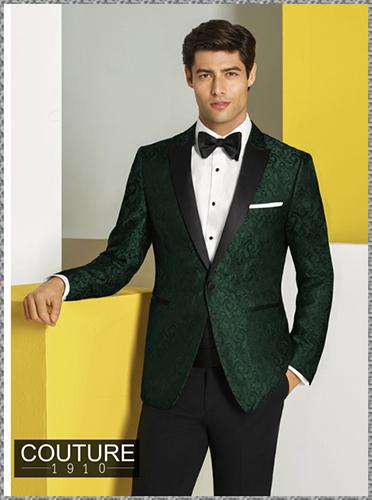 Green Tuxedo Jackets